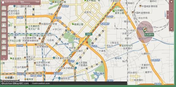 青岛崂山区地图